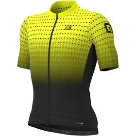 Alé Cycling PR-S Bullet Kurzarm Trikot Herren gelb/schwarz